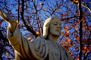 douglas - statue